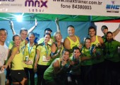 Equipe Maxtrainer na Poa Night Run